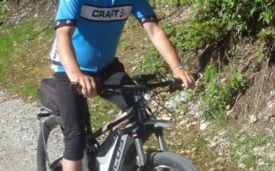 Radtour mit Buchegger Sepp