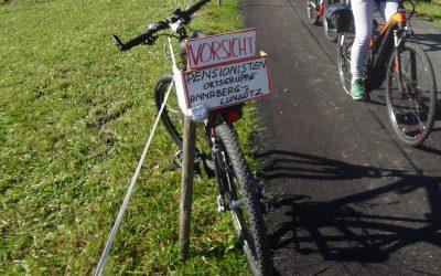 2. Radtour nach Niedernfritz