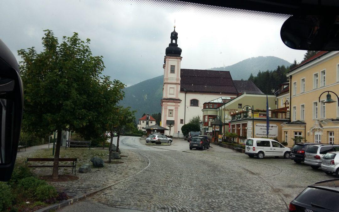 3 Tagesreise nach Bad-Sauerbrunn, Freitag, 01. bis Sonntag 03. Juni 2018