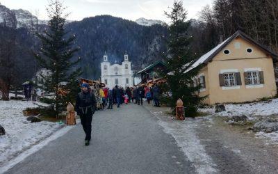"""BERGWEIHNACHT"" nach Maria Kirchental"