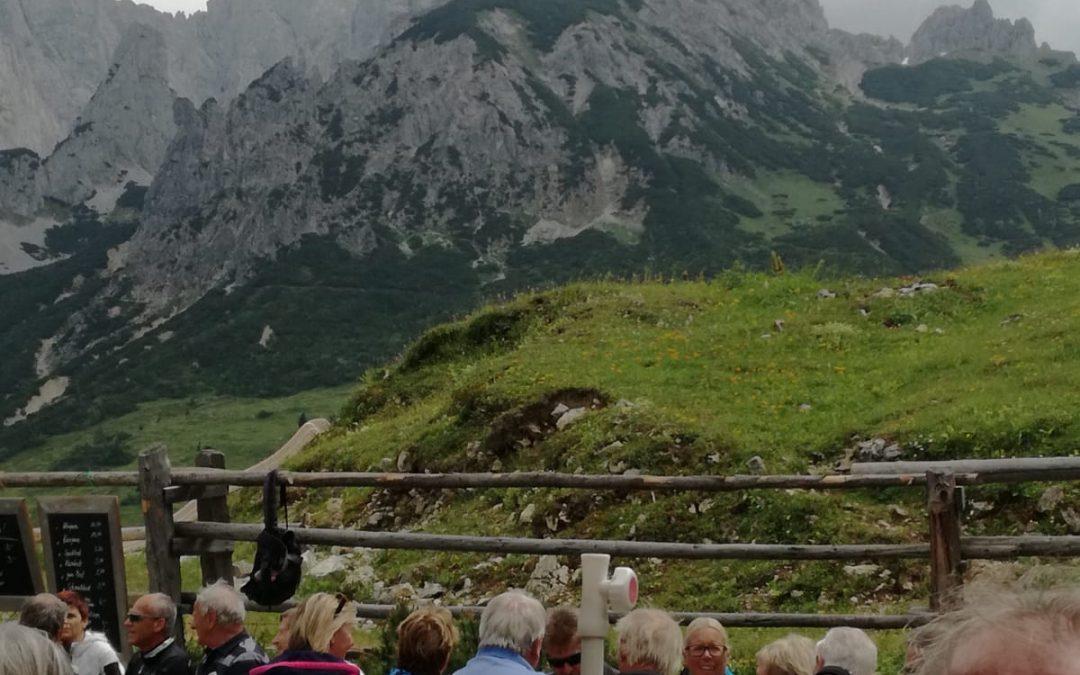 Alm Wanderung zur Loseggalm – Langfeldhütte am Freitag 2. Juli 2021